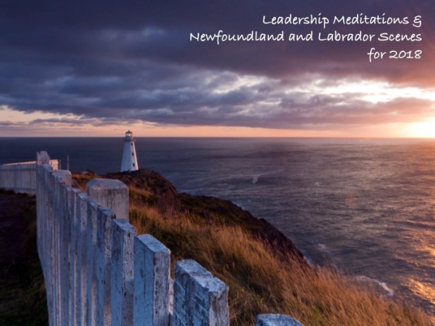 Leadership Meditations for 2018